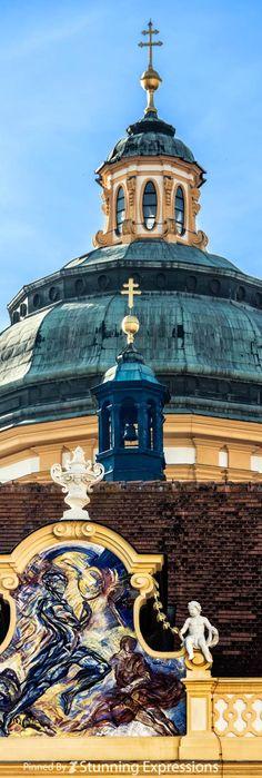 Melk Abbey Dome - Melk | Austria