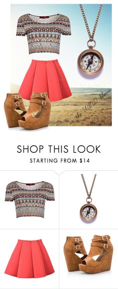 """""""as the WIND blows"""" by carolinemariejacobi ❤ liked on Polyvore featuring Boohoo, We Are All Smith and Ashley Stewart"""