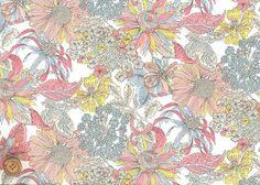 Liberty Tana Lawn Fabric Liberty of London by JapanLovelyCrafts