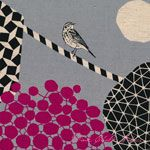 Etsuko Furuya Echino Decoro Seeds Grey [IMPORT-JGA95210-10-A10] - $18.95 : Pink Chalk Fabrics is your online source for modern quilting cottons and sewing patterns., Cloth, Pattern + Tool for Modern Sewists