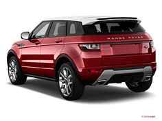 2013 Land Rover Range Rover Evoque Pictures: Angular Rear | U.S. News Best Cars