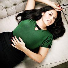 Sara Ramirez - no bangs