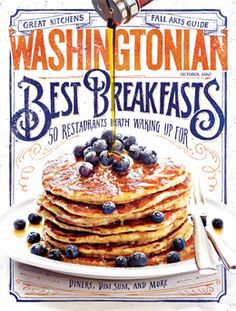 The October 2012 issue of Washingtonian named Founding Farmers and Founding Farmers Montgomery County -#WashingtonianMagazine #FoundingFarmers
