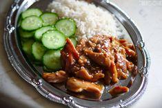 Kuchnia chińska (japońska, wietnamska -generalnie te klimaty) to jedna z moich ulubionych, dlatego kiedy udaje mi się stworzyć coś zbliżonego do dań które podają w azjatyckich restauracjach cieszę …