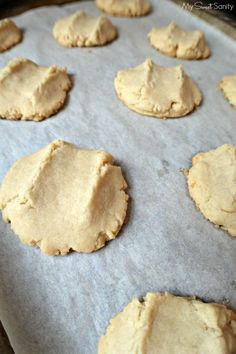 Four Ingredient CPS Lunchroom Butter Cookies are a quick and easy treat.
