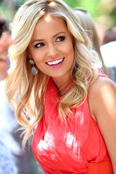 Emily Maynard...love her hair!!