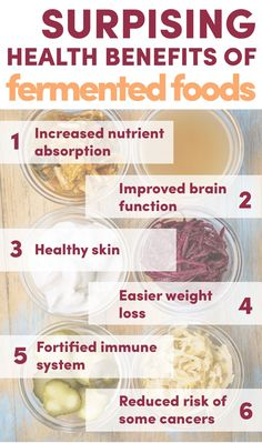 The health benefits of fermented foods range from weight loss to warding off diseases. Eat delicious fermented foods to enjoy optimal health. Healthy Holistic Living, Holistic Nutrition, Healthy Living, Holistic Wellness, Best Probiotic, Probiotic Foods, Benefits Of Fermented Foods, Pregnancy Nutrition, Pregnancy Health