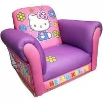 Sofa O Sillon Tapizado Hello Kitty
