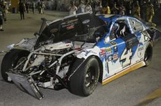 NASCAR releases new Damaged Vehicle Policy for three top series