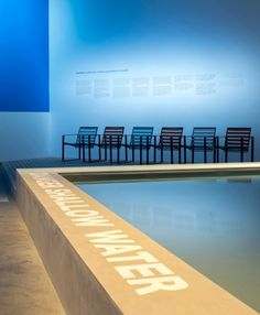"""Australian Pavilion Installs Swimming Pool As """"space For Healing Racial And Cultural Division"""" - http://www.decorazilla.com/architecture/australian-pavilion-installs-swimming-pool-as-space-for-healing-racial-and-cultural-division.html"""