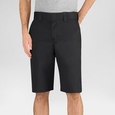 Dickies Regular Fit Flex Twill 11 Short- Black 40