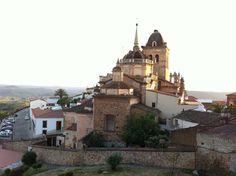 Jerez de los Caballeros en Badajoz, Extremadura