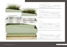 PORTFOLIO - Michelapenso #BraaiPlanter #Barbecue #Prototypedesign #urban #Living #MichelaPenso
