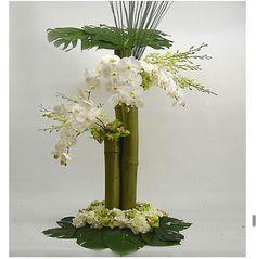 .Tropical theme Prom Ideas, Ikebana, Tropical, Vase, Events, Weddings, Home Decor, Daughter, Floral Arrangements