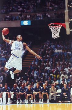 Vince Carter. Plus, this is one of my favorite pictures of all time.