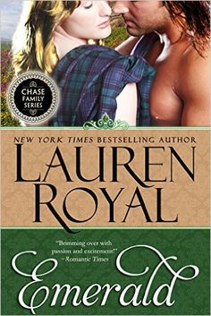 Emerald (Chase Family Series Book 2) - Kindle edition by Lauren Royal. Literature & Fiction Kindle eBooks @ Amazon.com.