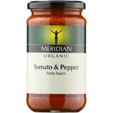 Meridian Organic Tomato & Pepper Pasta Sauce 440ml  http://www.nombox.co.uk/index.php?route=product/product_id=402_id=10411