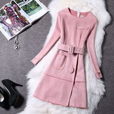 Cheap dress winter coats, Buy Quality winter red dress directly from China winter neck Suppliers: