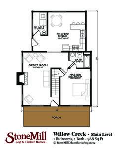 Willow Creek Main Floor