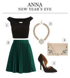New Year's Eve Inspiration: Anna and Marie (via Bloglovin.com )