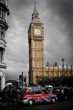 The Big Ben in London stopped working in 1976 for several months.  That's when I was born probably. It's a big clock. The bars nearby are super.