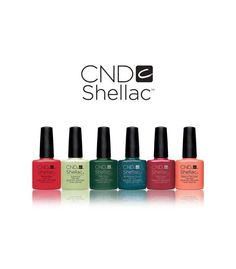 Coming soon to Sugar N Spice Services Nail Salon the new Summer 2017 Rhythm & Heat Collection from CND with all the hottest color swatches. Which color is your favorite?