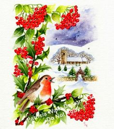 Patricia Janet Illustrations - Gallery Page 6