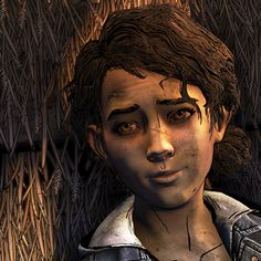 (screenshot by TheComicSunshine) Clementine Walking Dead, Walking Dead Wallpaper, The Walking Dead Telltale, Life Is Strange, Video Editing, Apocalypse, Video Games, Art, Game