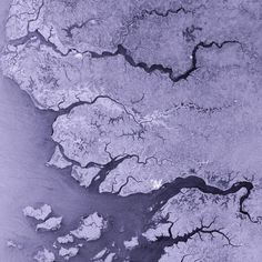 Satellite imagery and astronaut photography reveal beautiful views of Earth from orbit. Space Photography, Aerial Photography, Natural Form Art, Natural Structures, Aerial Images, Earth From Space, Science, Birds Eye View, Patterns In Nature
