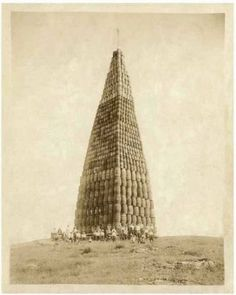 Prohibition- Alcohol barrels to be burned ~ 179 Never Seen Photos Of The Past: Page 106 Old Pictures, Old Photos, Vintage Photos, Vintage Photographs, Amazing Pictures, Rare Historical Photos, Rare Photos, La Prohibition, Alcohol Prohibition