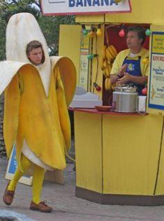 Arrested Development, Bluth's frozen banana stand on Balboa Island