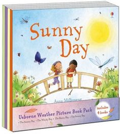Weather Picture Book Pack (Usborne)