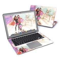 MacBook Air 13in Skin - Gallaria by Izak | DecalGirl