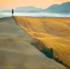 Faith is Torment | Art and Design Blog: Tuscany: Photos by Krzysztof Browko