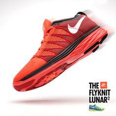 innovative design 43192 9e6ad Nike Flyknit Lunar 2