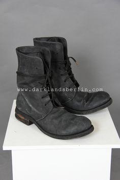 a1923 - Cavallo oil gray-green boot