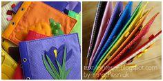 "textileinterior: Развивайки ""Учим цвета"""