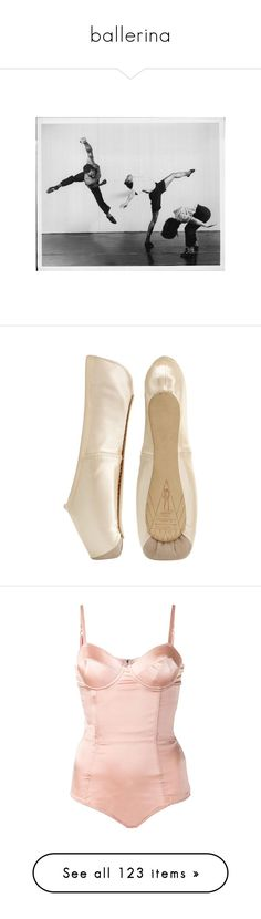 """ballerina"" by clarulven ❤ liked on Polyvore featuring pictures, backgrounds, filler, shoes, flats, dance, ballet, sapatos, pointed flat shoes and bloch shoes"