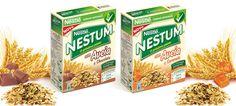 Nestum lança duas novas variedades com Aveia