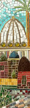 Rainbow Mosaics: The Story of Denwar Ceramics
