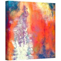 Shop for Herb Dickinson 'Abstract 236' Gallery Wrapped Canvas. Ships To Canada at Overstock.ca - Your Online Art Gallery Store!  - 15478206