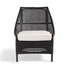 Naples Rattan Chair