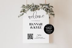 """Wedding Invitation Templates on Instagram: """"One of our favorite ways to save on wedding paper - paperless programs! Create a QR code and link it to your ceremony program, for guests…"""""""