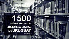 SOY BIBLIOTECARIO: 1500 libros gratis en PDF de la Biblioteca Digital...