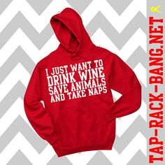 Alright, I need this hoodie. Size large and in red, please and thanks. :)
