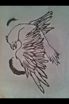 Tattoo-idea? Tattoos, Drawing S, Tatuajes, Tattoo, Japanese Tattoos, Tattoo Illustration, A Tattoo, Time Tattoos