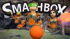 Smashbox Arena    INSANE DODGEBALL!