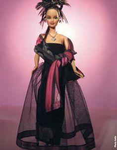 Repossi Barbie Doll