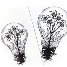 LAZY DUO Flower Lightbulb Floral Nature Tattoo Sticker Flash Edison Lightbulb 花卉燈泡 花束 玫瑰 愛迪生燈泡 簡約小清新迷你紋身貼紙 香港紋身設計刺青 LAce tattoo 紋身師 印刷訂做客製 Custom Temporary Tattoo artist HK tattoo shop Hong Kong 迷你刺青 韓式紋身 small tattoo design Minimal Tattoo little tattoo idea sketchy tattoo floral Flower Bouquet tattoo ankle wrist tattoo back tattoo Taiwan