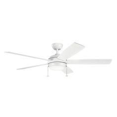 """Danesfield 60"""" LED 5 Blade Ceiling Fan"""
